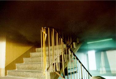 Control de Humos en escalera